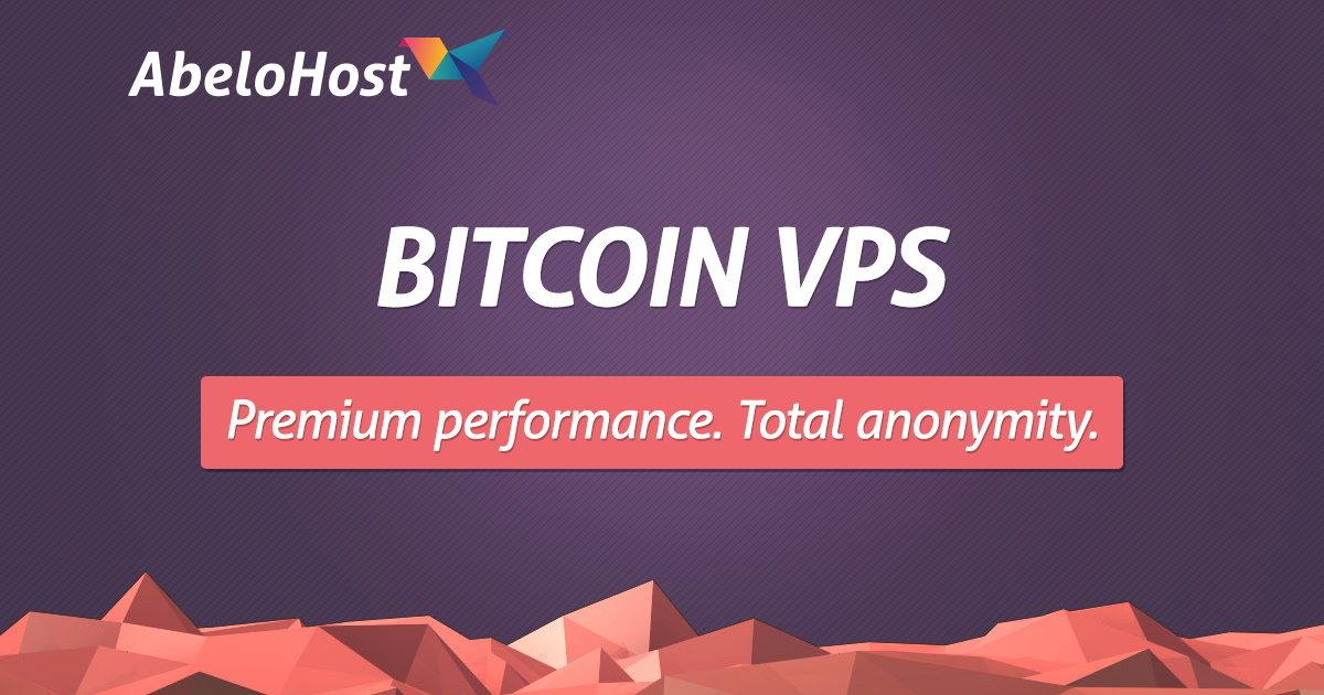 bitcoin vps anonymous