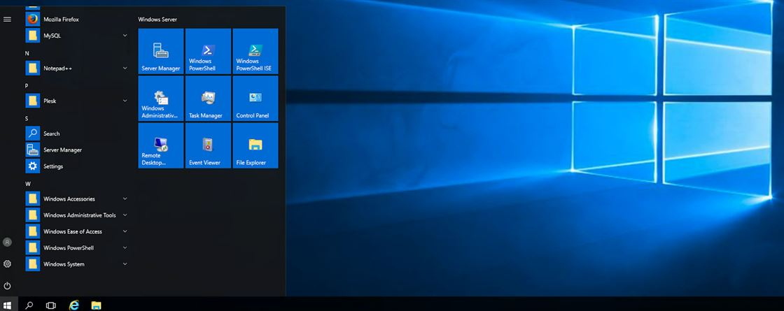 Windows Environment on offshore Windows VPS